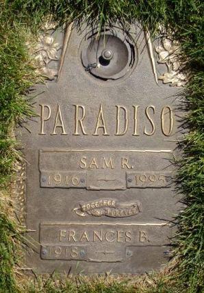 connie francis paradiso
